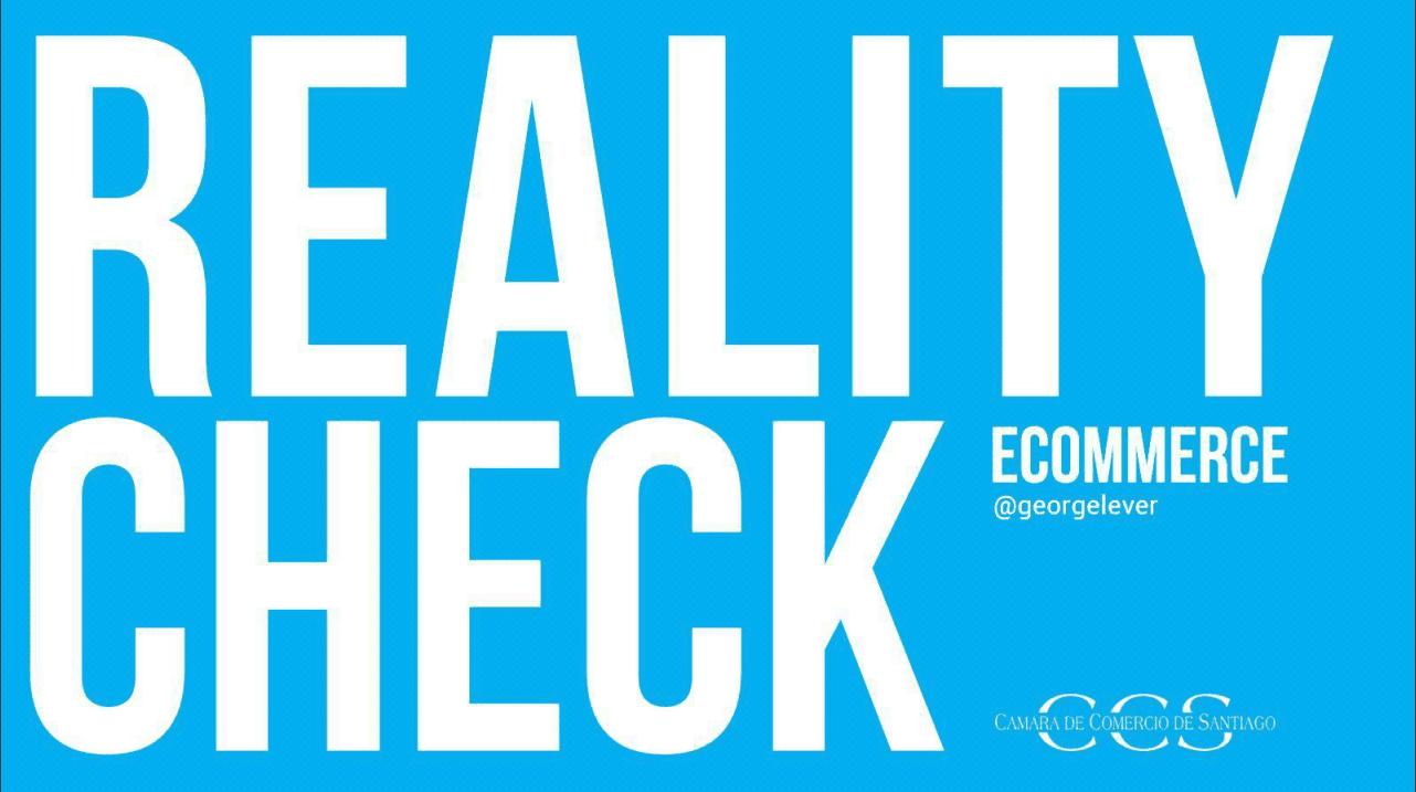 Ecommerce Reality Check 2017