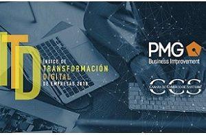 ÍNDICE DE TRANSFORMACIÓN DIGITAL DE EMPRESAS 2018