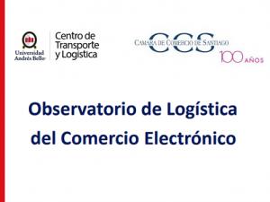 Observatorio de Logística del Comercio Electrónico