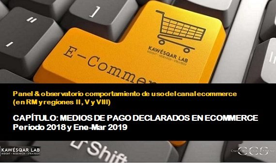 Medios de pago declarados en contexto de eCommerce