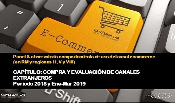 Compra y Evaluación Tiendas Ecommerce Internacionales