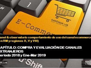 Informe: Compra y Evaluación Tiendas Ecommerce Internacionales