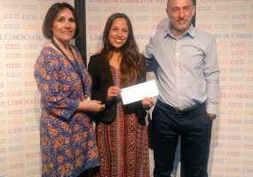 DataCue recibe premio del concurso «Startup Fast Forward 2019»