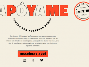 CCS y Ministerio de Economía lanzan campaña de ventas online para apoyar a Pymes