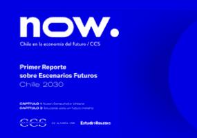 """1er reporte: """"Now! Chile en la Economía del Futuro"""