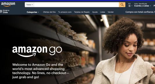Algoritmos y robots ordenan nuestras compras: