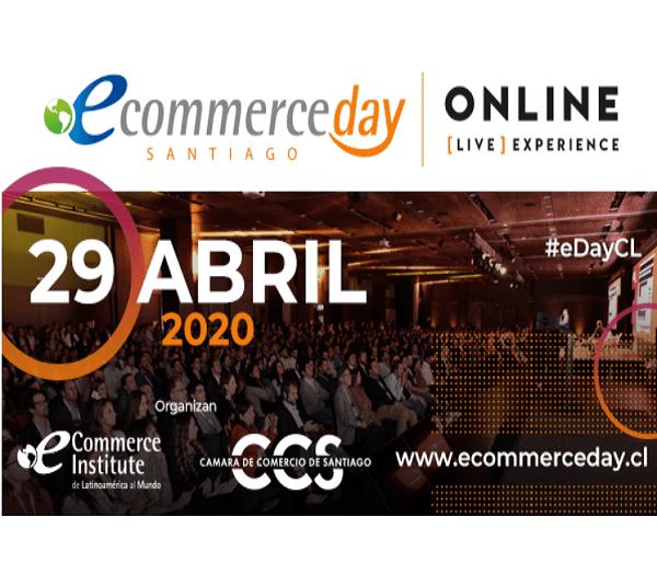 "eCommerce Day Santiago 2020  Versión ""Online Live Experience"""