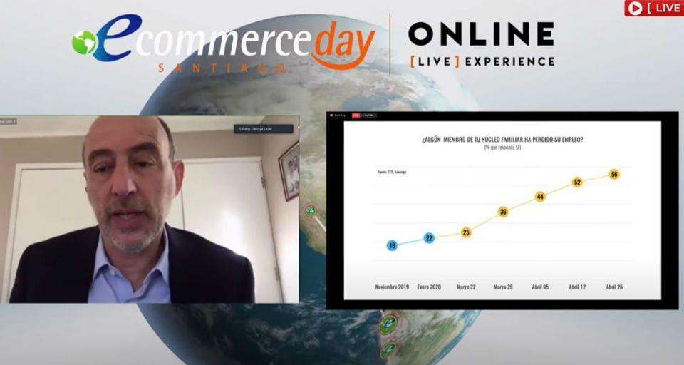 """Más de 22.800 personas participaron de eCommerce Day Santiago versión """"Online  [Live] Experience"""""""