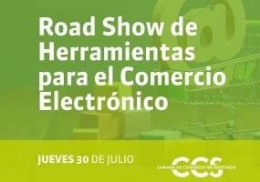 PRESENTACIONES ROAD SHOW: HERRAMIENTAS PARA EL COMERCIO ELECTRÓNICO
