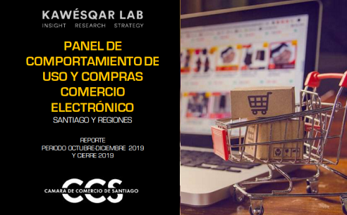 Comportamiento de uso y compras del Comercio Electrónico 2019