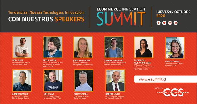 Conoce las presentaciones de los speakers Eisummit 2020