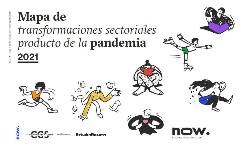 Reporte Now 4: Mapa de transformaciones sectoriales producto de la pandemia 2021