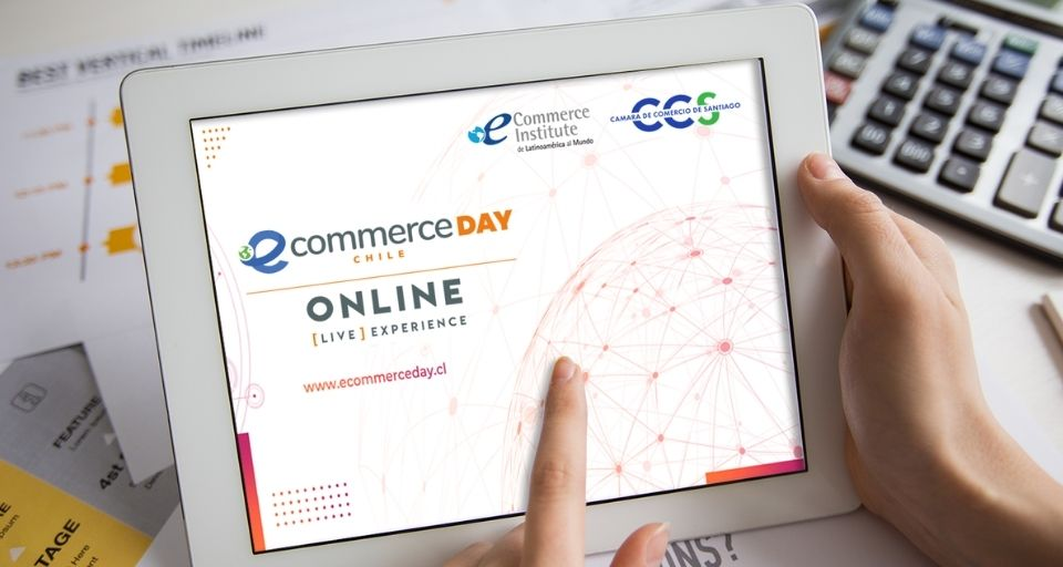 """21 al 23 abril: eCommerce Day Chile """"Online [Live] Experience"""" 2021"""