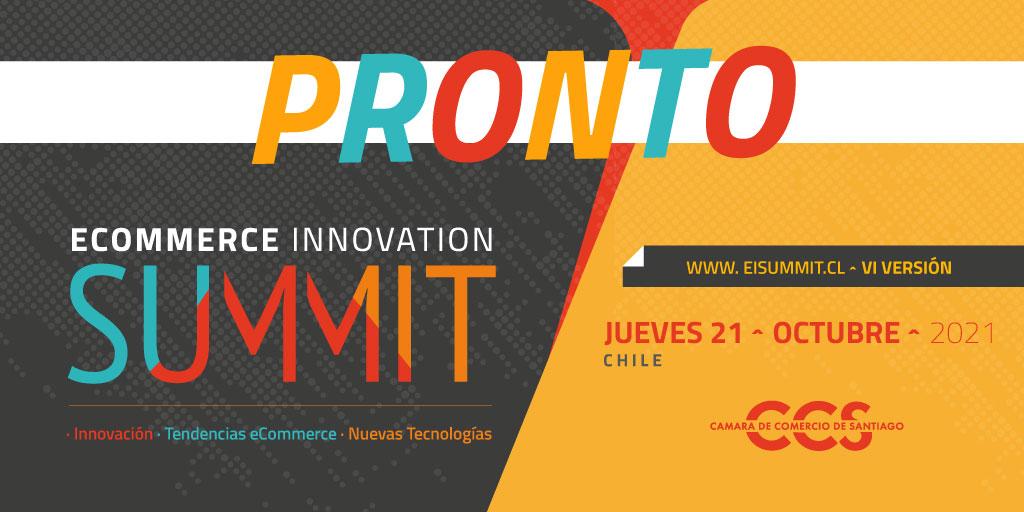 Con nuevas tendencias y desafíos CCS realizará la VI versión del eCommerce Innovation Summit